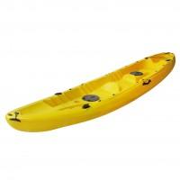 Nereus V19 sea Kayak 2+1 seats SCK Yellow