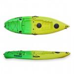 SCK Single kayak Purity Plus - Yellow/Green