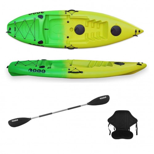Single kayak Purity Plus SCK with seat and paddle