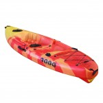 SCK Single kayak Purity Plus - Red/Yellow