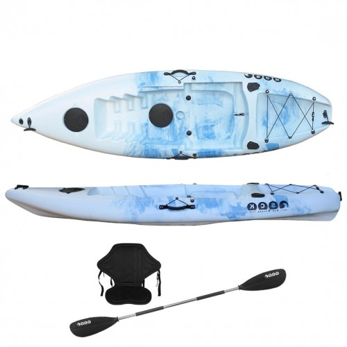 SCK Single kayak Purity Plus - Blue/White
