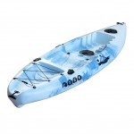 SCK Single kayak Purity Plus - Blue/White