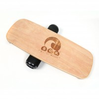 Balance Board with roller SCK Wood