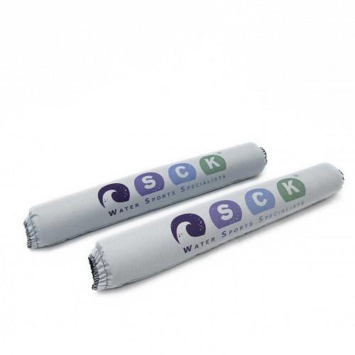 SCK pads for roof racks 50cm / set 2 pcs / Cool Grey