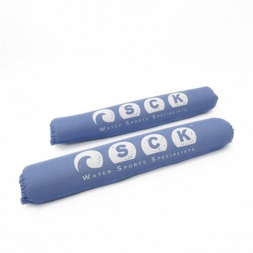 SCK pads for roof racks 50cm / set 2 pcs / Light Blue