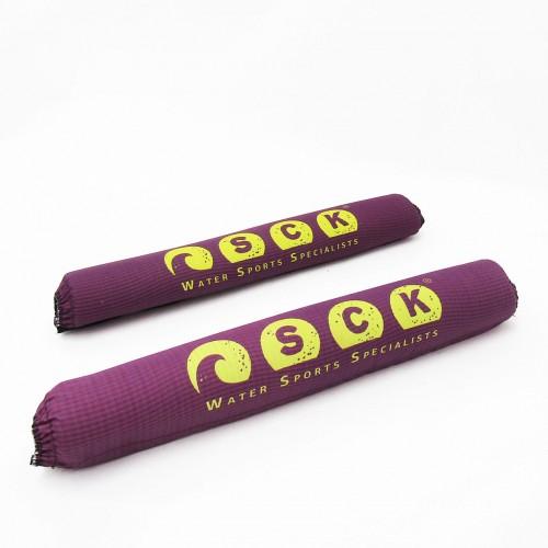 SCK pads for roof racks 50cm / set 2 pcs / Purple