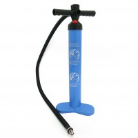 Hand pump duble action for inflatable SUP - SCK