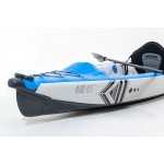 """SCK VELOCE 15'5"""" double seat full drop-stitch inflatable kayak"""