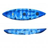 SCK Conger single seat fishing kayak - Blue/White
