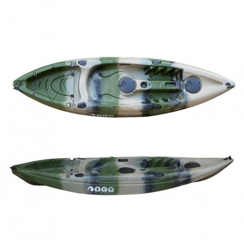 SCK Conger single seat fishing kayak - Camo