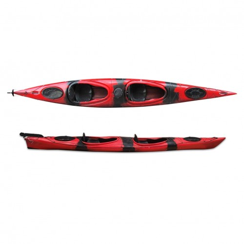 HUG sit-in kayak 2 person SCK