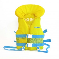 Kids life jacket with head support SCK