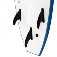 Soft surf board 9ft Blue SCK