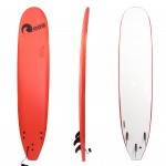 Soft surf board 9ft Red SCK