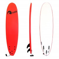 Soft surf board 7ft Red SCK