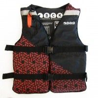 Life Jacket Universal SCK Red