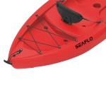 Fat Boy single seat kayak Seaflo Red