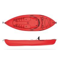 Fat Boy single seat kayak Seaflo Red
