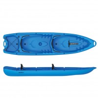 Duorum Double kayak 2+2 seats Seaflo
