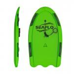 Bodyboard Seaflo 47'' Polyethylene Green