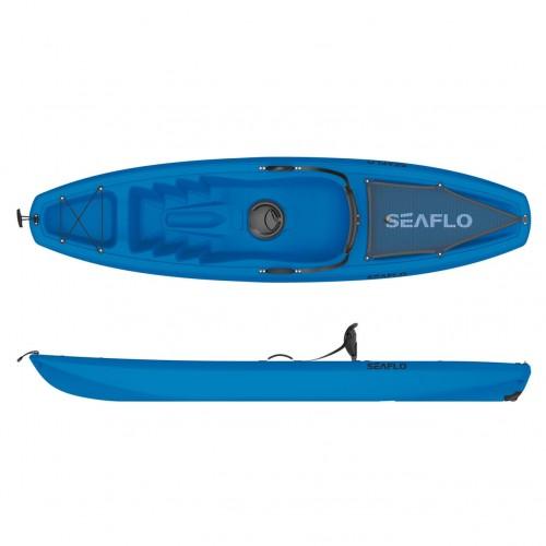 Puny Single Kayak Seaflo with wheel