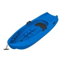 Seaflo KID - Kids kayak with paddle - Blue