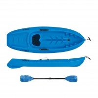 Seaflo KID - Kids kayak with paddle - Blue