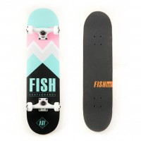 Skateboard 31'' Elegant Fish