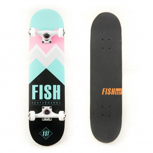 Skateboard 31'' Elegant Fish
