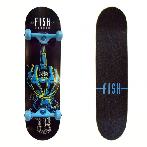 Skateboard 31'' Finger Fish