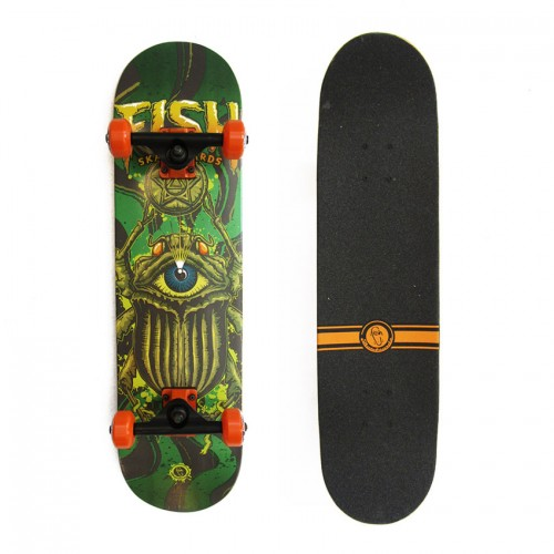 Skateboard 31'' Watching Bug Fish