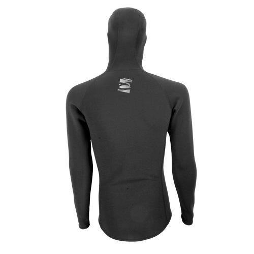 1.5mm Νεοπρέν UV μπλούζα με κουκούλα