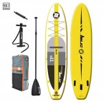 Inflatable SUP board ATOLL EPIC premium 11'6'' zray with paddle