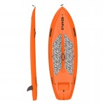 Seaflo SUP board 9'6'' polyethylene - Orange