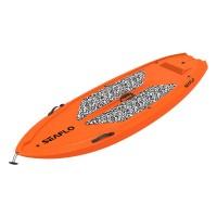 Seaflo SUP board 9'6'' polyethylene - Orange