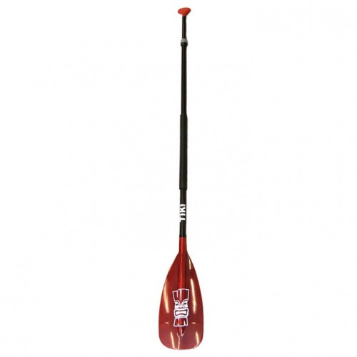 SUP paddle adjustable 180-210cm Aluminium / Fiberglass