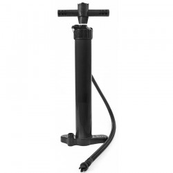 Hand pump duble action for inflatable SUP up to 29psi
