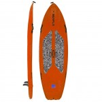 SUP board 9'6'' polyethylene SeaFlo Orange