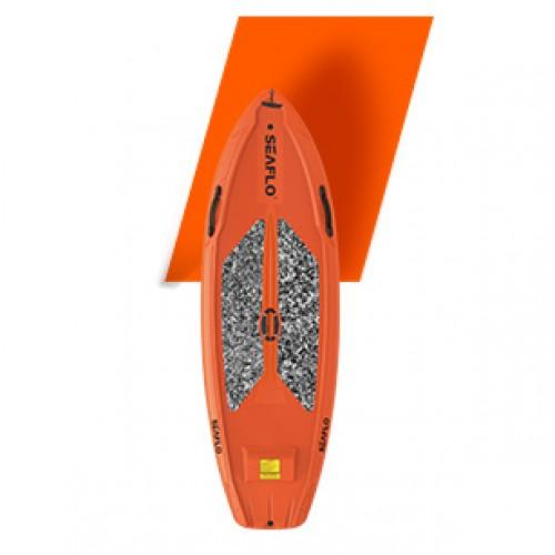 Σανίδα SUP 9'6'' πολυαιθυλενίου SeaFlo με κουπί