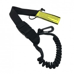 Leash for kayak's paddle