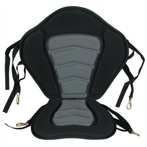 Backrest-seat kayak Deluxe