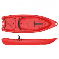 Primus 2 single seat kayak  Seaflo 1+1 Red