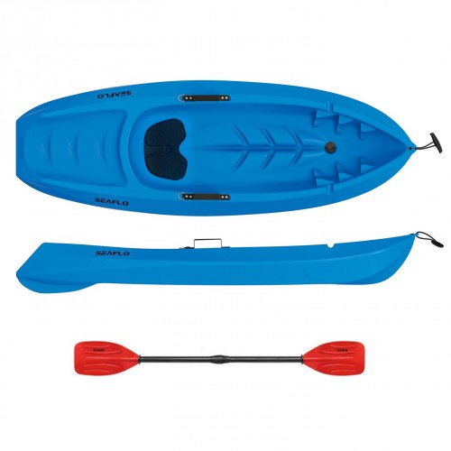 Kids kayak Seaflo with paddle