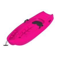 Seaflo KID - Kids kayak with paddle - Fuchsia
