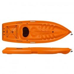 Μονοθέσιο καγιάκ Seaflo 1+1 θέσεων