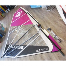 Windsurf Rig 5,2 Greement Pack ECO Side-On