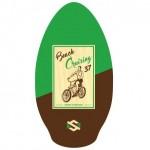 Skimboard wood SkimOne 95cm