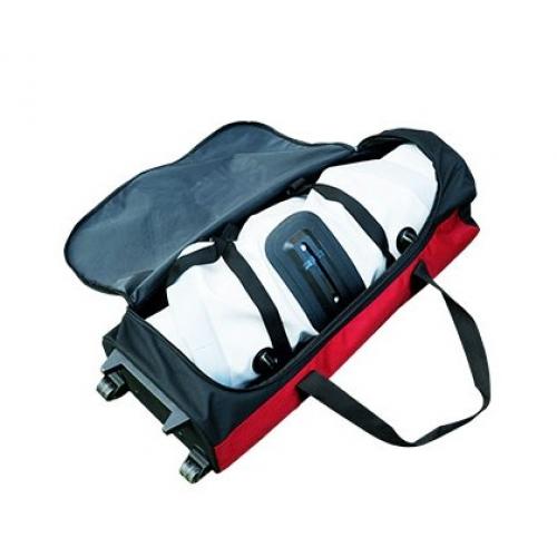 Μεγάλη τσάντα με ρόδες για φουσκωτό SUP