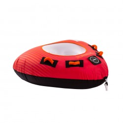 Inflatable Towable Thunder Jobe Green 1 person