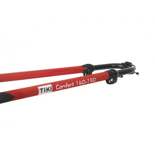 Boom 140-190cm Comfort C-Shape monocoque - Alu T8 TIKI